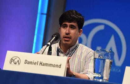 Daniel Hammond Produced by