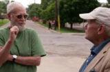 David Letterman Tom Brokaw