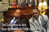 Democratic Sit In Hollywood Reaction