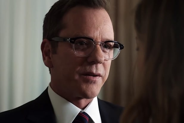 Designated Survivor kiefer sutherland donald trump