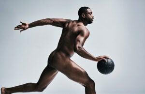 Dwayne Wade ESPN Body Issue