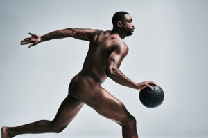 Dwayne Wade ESPN Body Issue