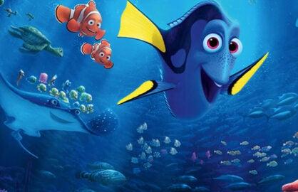 Finding Dory pixar