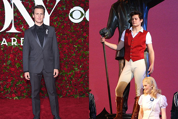 Jonathan Groff as Fiyero