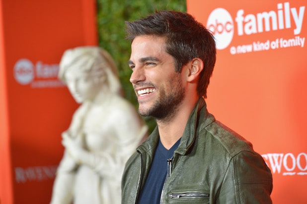 Brant Daugherty at Pretty Little Liars Halloween Episode Premiere