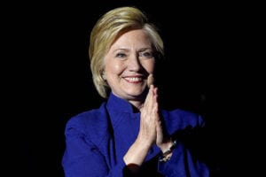 Hillary Clinton Hollywood Supporters Euphoric Over AP Call