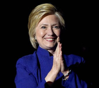Hillary Clintons Hollywood Supporters Euphoric Over AP Call