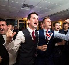 The EU Referendum Results Reactions