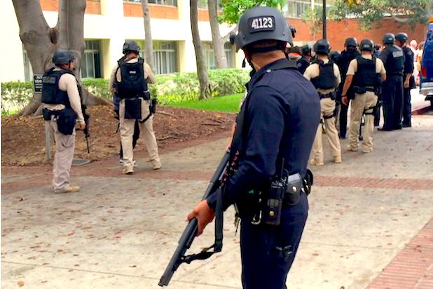 UCLA Shooting Students Describe Terror in the Halls of Engineering Building