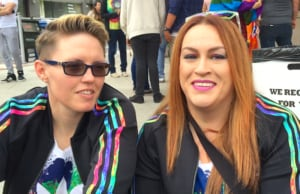 LA Gay Pride Goers March Defiant Amid Security Concerns