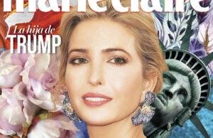 Ivanka Trump Marie Claire