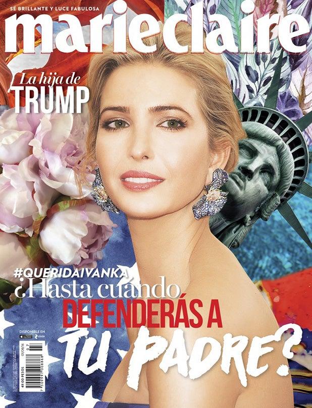Ivanka Trump Marie Claire full