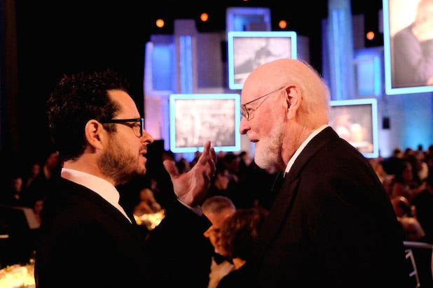 JJ Abrams John Williams AFI
