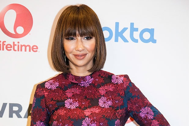 Jackie Cruz Wrap Power Women Breakfast