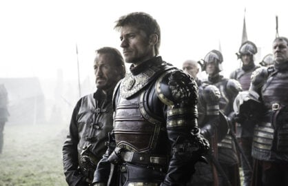 Jamie Lannister game of thonres