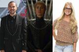 Jesse Williams Cersei Lannister Nicole Franzel twitter