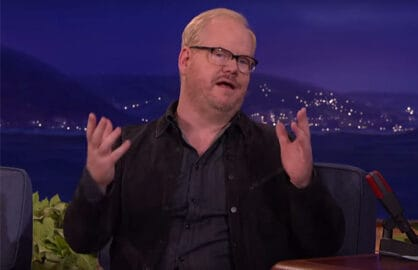 Jim Gaffigan Defends Nickelback