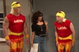 John Cena Martin Short Maya and Marty
