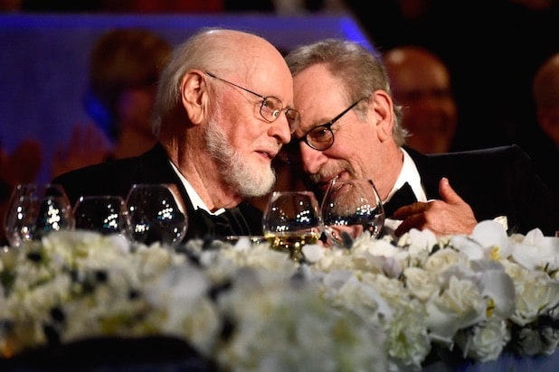 John Williams Steven Spielberg AFI tribute