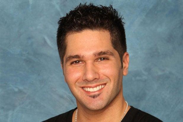 Justin Rego Bachelorette