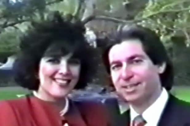 Kris and Robert Kardashian