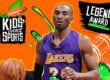 Kobe Bryant Nickelodeon Kids Choice Sports