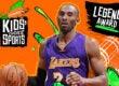 Kobe Bryant Nickelodeon Kids Choice Sports
