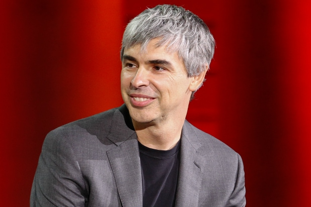Google's Larry Page Has Been Secretly Building A Flying Car