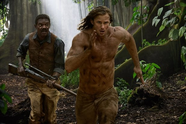 Legend of Tarzan Review steve mnuchin