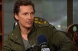 Matthew McConaughey on Rich Eisen