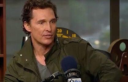 Matthew McConaughey on Rich Eisen