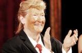 Meryl Streep Dresses As Trump