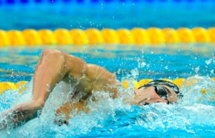 NBC Olympics Swimming