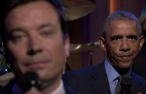 Obama Slow Jamming on Jimmy Fallon