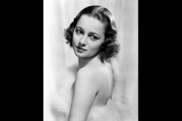 Olivia De Havilland deHavilland