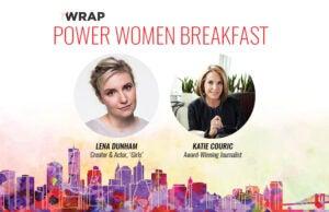 Lena Dunham Katie Couric PWB