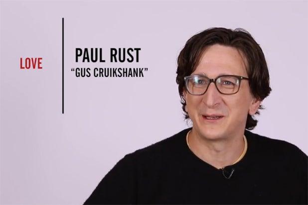 Paul Rust