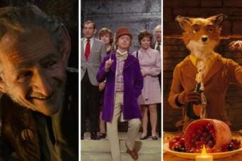Roald Dahl movies