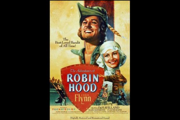 Robin Hood Olivia DeHavilland De Havilland