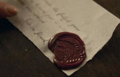 Sansa letter game of thrones