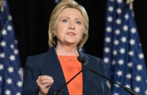 Hillary Clinton Opens Double Digit Lead Over Donald Trump in New Poll orlando