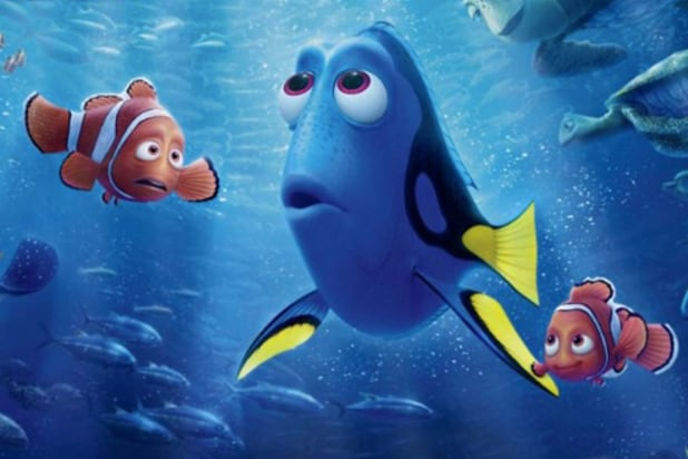 Finding Dory Blows Animated Opening Record Out Of The Water With