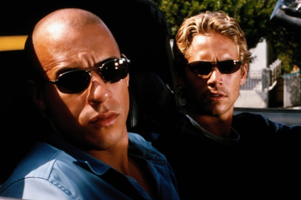The Fast and the Furious watch in order fate of the furious