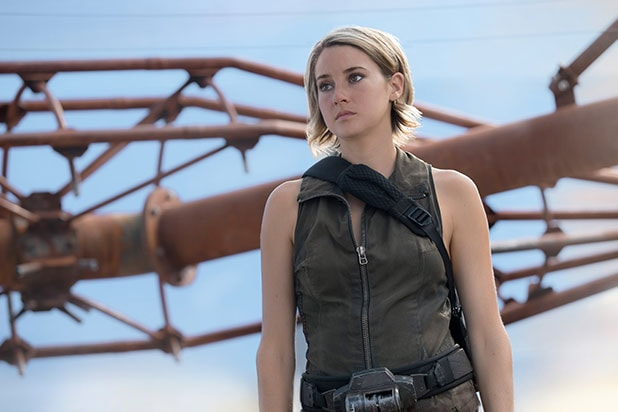 That Divergent TV show is in development at Starz