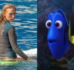 The Shallows Finding Dory