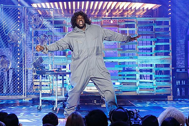 Shaq on Lip Sync Battle