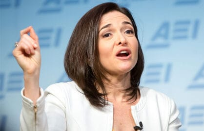 Sheryl Sandberg on Women in Hollywood