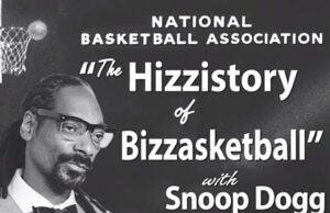 Snoop Dog Jimmy Kimmel Basketball