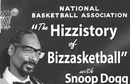 Snoop Dog Jimmy Kimmel Basketball