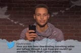 Stephen Curry Jimmy Kimmel Mean Tweet